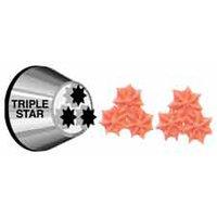 Wilton Decorating Tip #2010 Triple Star