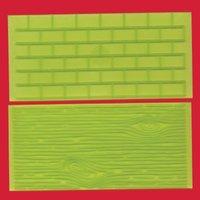 FMM Impression matjes set baksteen muur/boomstam/nerf