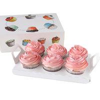 Insert voor Cupcake doosje 6 - 24x16x8cm
