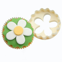 FMM Double Sided Cupcake Cutter Blossom/Scallop