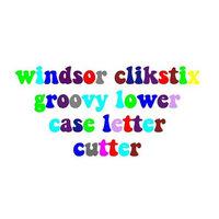 Clikstix Groovy Alphabet Lowercase