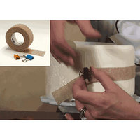 Cake Stencils Wrapping Kit