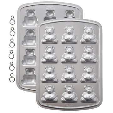 Wilton 3-D Mini Bear Pan