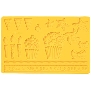 Wilton Kids Party Fondant & Gum Paste Mold