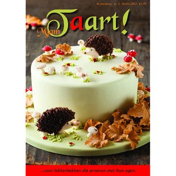 MjamTaart! Taartdecoratie Magazine Herfst 2012