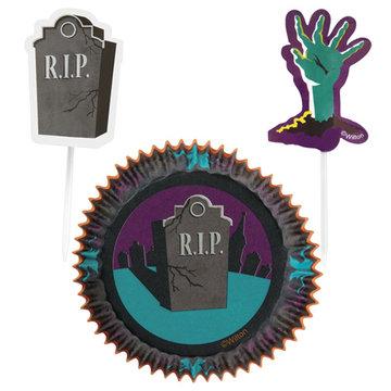 Wilton Cupcake Combo Halloween 3D