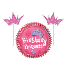 Wilton Cupcake Combo pack Princess
