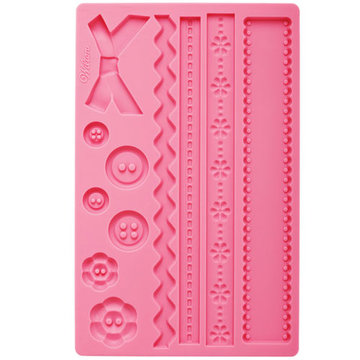 Wilton Fabric Fondant & Gum Paste Mold