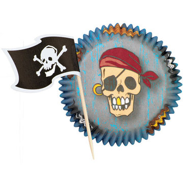 Wilton Cupcake Combo Pack Pirate